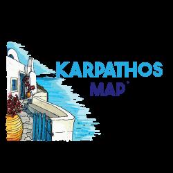 Karpathos Map – by MasterFold S.A Λογότυπο
