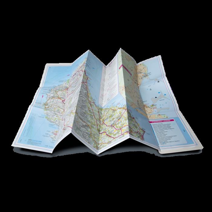 Karpathos Map